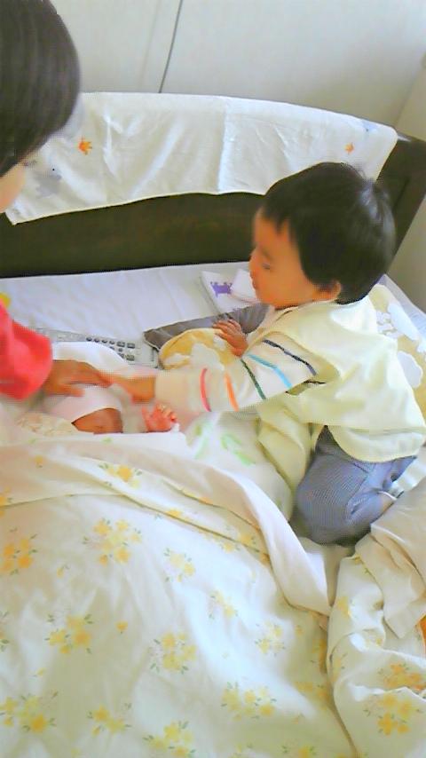 2011/10/07 14:25/ソラと小春