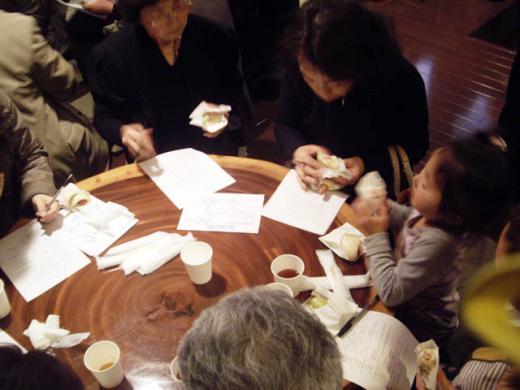 会場の様子:2010/04/28 19:59