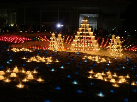2011/06/13 10:02/上杉雪灯篭まつり
