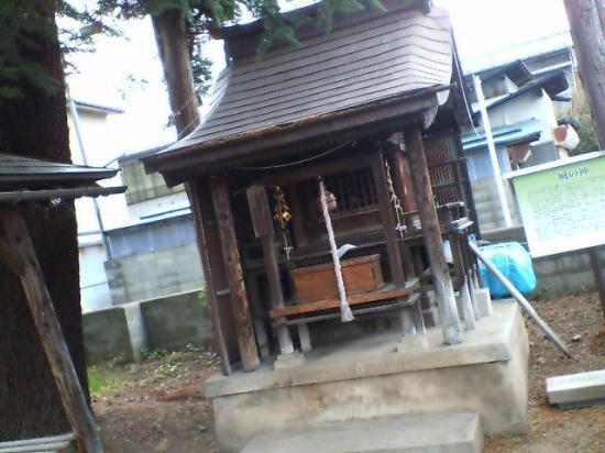 2011/10/25 09:29/地方検察庁米沢支部と米朝師匠