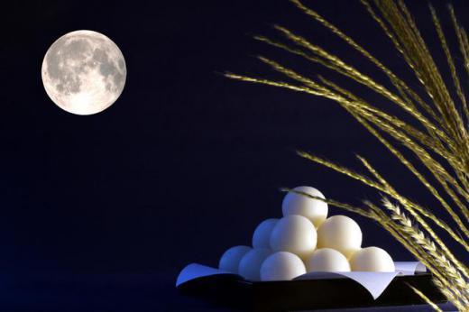 満月よ、「ハレの日」を照らせ!!:2019/09/12 21:53