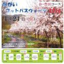 「【ながいフットパスウォーク 春..」画像