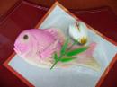 「【『めで鯛』でお目出たい新年を..」画像