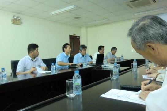 2012/07/20 11:15/ベトナムビジネスミッションに参加
