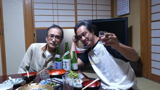 2016/10/09 22:23/今晩、鉄道写真家広田泉さんと
