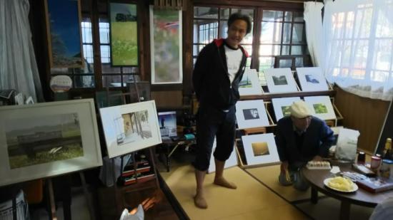 2016/10/22 16:32/広田泉さんの写真展