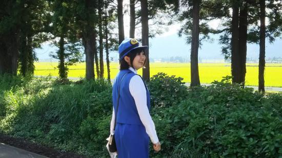 2017/09/09 14:27/一日鉄道社員の方が