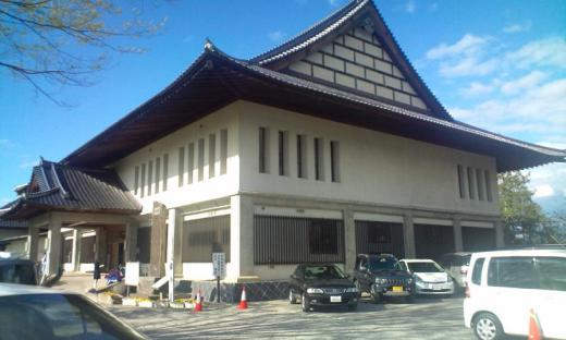 2010/05/11 23:30/花巻市武徳殿