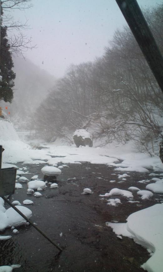 2012/02/19 10:38/冬の花巻 葛丸川渓流