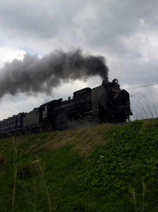 2012/05/17 16:02/○釜石線!!デゴイチ試運転中!の巻!!^^