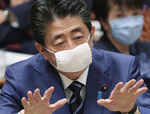 「マスク」狂騒曲—エイプリルフールじゃなかった!?:2020/04/02 15:49