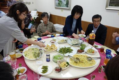 「【在来野菜と新野菜を楽しむ会】」画像