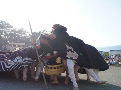 2017/05/20 16:40/【第28回ながい黒獅子まつり−五所神社(寺泉)−】