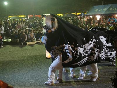 2017/05/20 19:50/【第28回ながい黒獅子まつり−歌丸神社(歌丸)−】