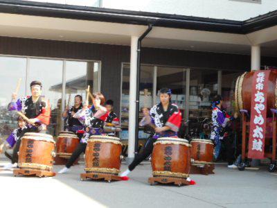 2018/04/23 15:30/【道の駅 1周年感謝祭開催】