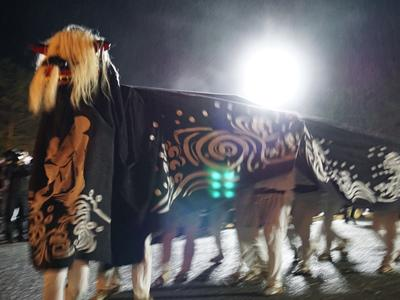 2018/05/19 19:55/【第29回ながい黒獅子まつり−若宮八幡神社(河井)−】