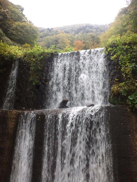 2011/10/07 10:10/奥白布守り神?!ビッキ石を世間に認知いただきたい。