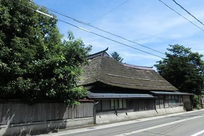 2012/08/09 22:56/停車場を降りれば �成田の財閥・佐々木家