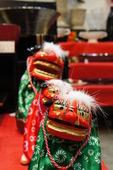 「日本文化論�黒獅子と赤獅子」画像