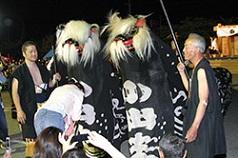 2013/05/18 21:35/長井の黒獅子祭り