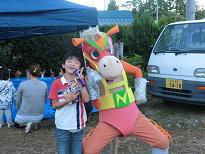 2014/09/15 11:28/踊るバーニック in 成田絆祭り