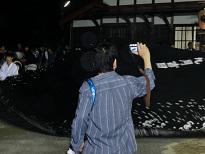 2014/09/24 23:15/この人は誰でしょう in  成田絆祭り