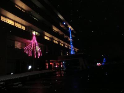 2014/12/31 11:33/心温まる電飾
